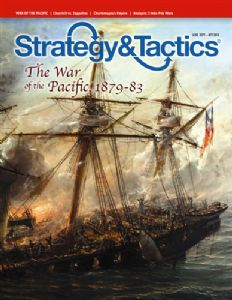 Strategy and Tactics 282 : War of the Pacific